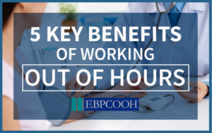 working out of hours