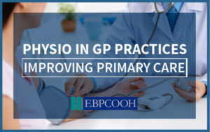Physio in GP Practices