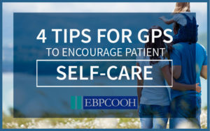 encouraging patient self care
