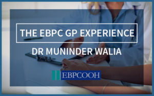 The EBPC GP Experience: Dr Muninder Walia