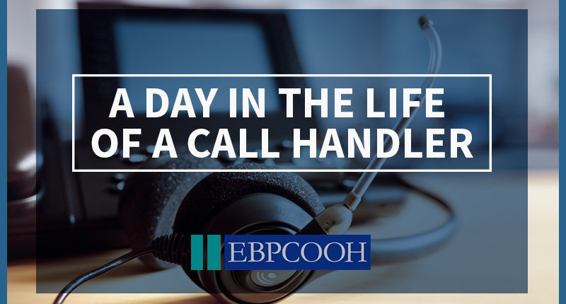 A Day In The Life Of A Call Handler