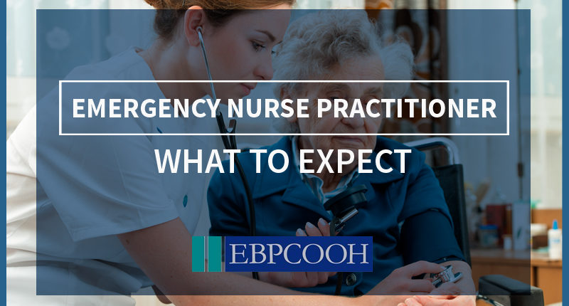 emergency nurse practitioner role