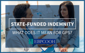 state funded GP indemnity