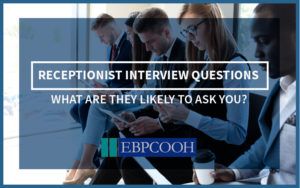 receptionist interview questions