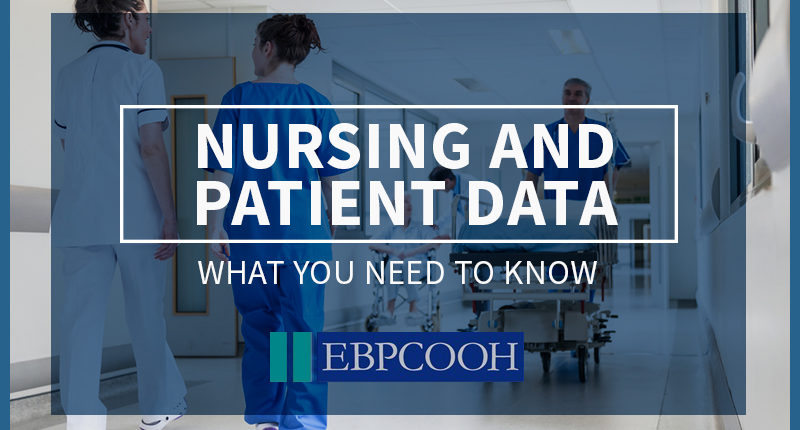Nursing and patient data