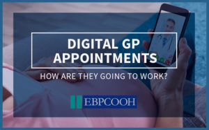 Digital GP appointments