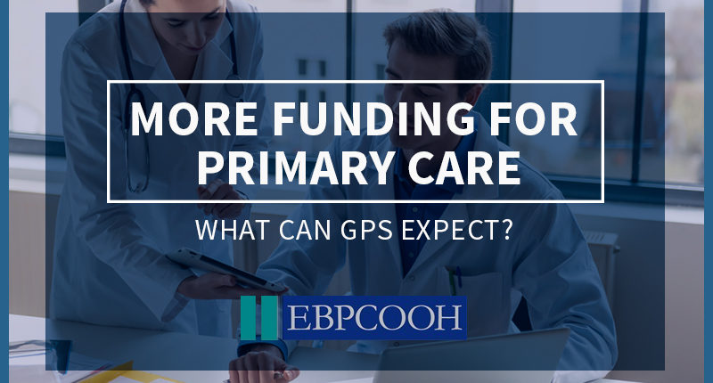 funding for primary care